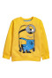 Bright yellow/Minion