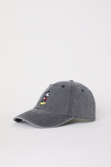 Caps i denim
