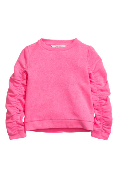 Sweat-shirt - Rose fluo - ENFANT | H&M BE