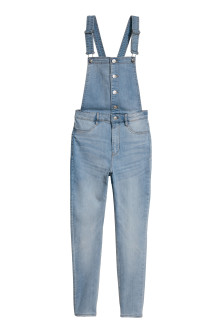 Petite Fit Dungarees
