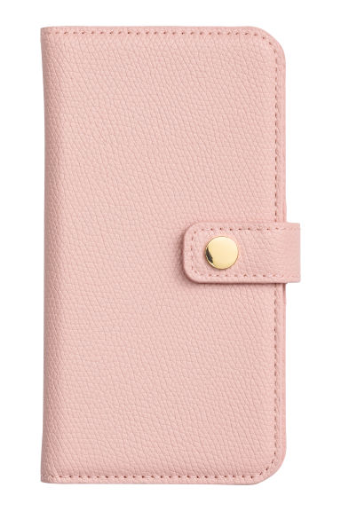 Cover per iPhone 6/8 - Rosa cipria - DONNA | H&M IT