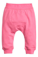 Sweat et pantalon jogger - Rose/Girl Power - ENFANT | H&M CH 3