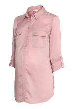 MAMA Lyocell shirt - Powder pink - Ladies | H&M CN 2