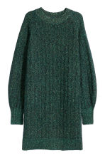 Glittery jumper - Green/Glittery - Ladies | H&M 2