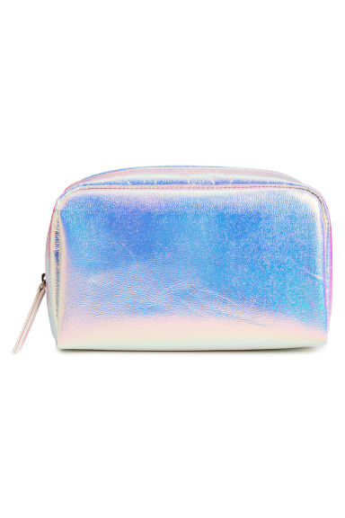 Make-up bag - Pink/Metallic - Ladies | H&M CN