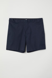 City shorts Slim fit