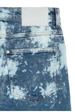 Trashed Skinny Jeans - Denim blue/Bleached - Men | H&M CN 4