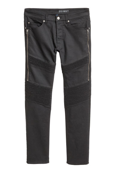 Skinny Jeans - Noir - HOMME | H&M CH