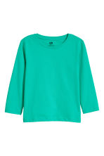 3-pack jersey tops - Bright green - Kids | H&M CN 2