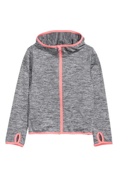 Veste training - Gris chiné - ENFANT | H&M BE