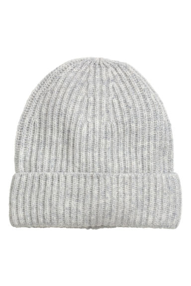 Cashmere hat - Grey - Ladies | H&M IE