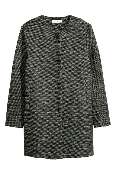 Coat - Black - Ladies | H&M IE