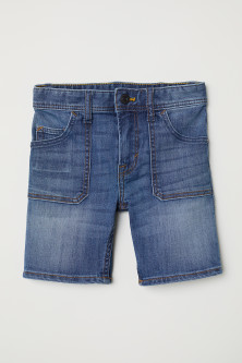Shorts in denim Super Soft