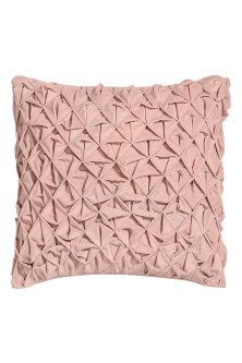 Cushion Cover with Pleats