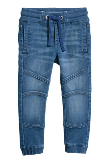 Pantalon de jogging en denim
