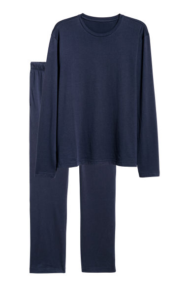 Pyjamas - Blue - Men | H&M 1