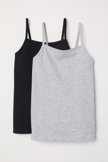 2-pack jersey tops