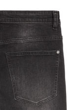 Skinny Tapered Jeans - Noir/washed out - HOMME | H&M BE 3