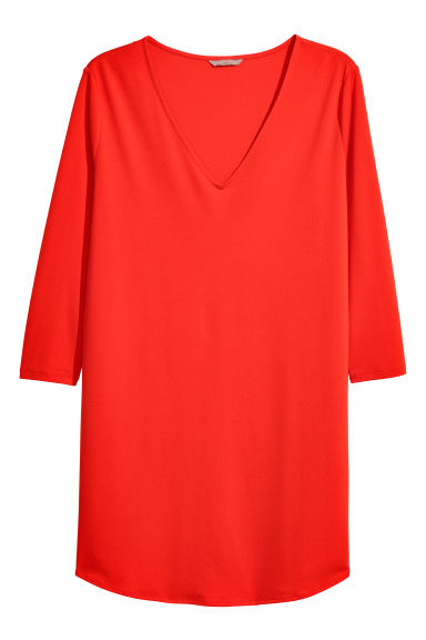 H&M+ Tunic - Red -  | H&M