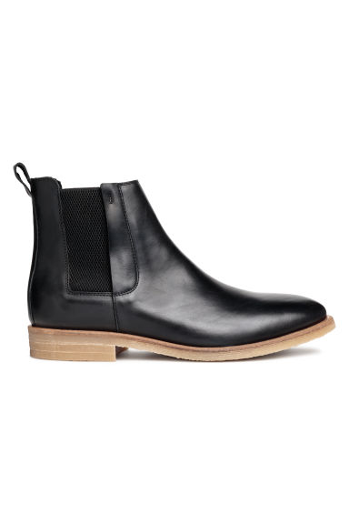 Chelsea boots - Black - Men | H&M