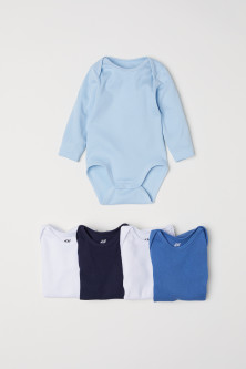 5-pack bodysuits