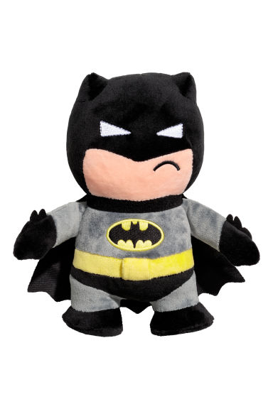 Peluche - Nero/Batman - BAMBINO | H&M IT