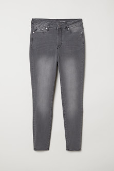 H&M+ Shaping Skinny High Jeans