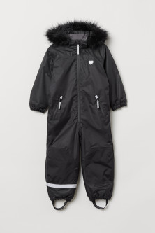 Padded Outdoor Overall