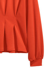 Jersey top - Bright red - Ladies | H&M IE 4