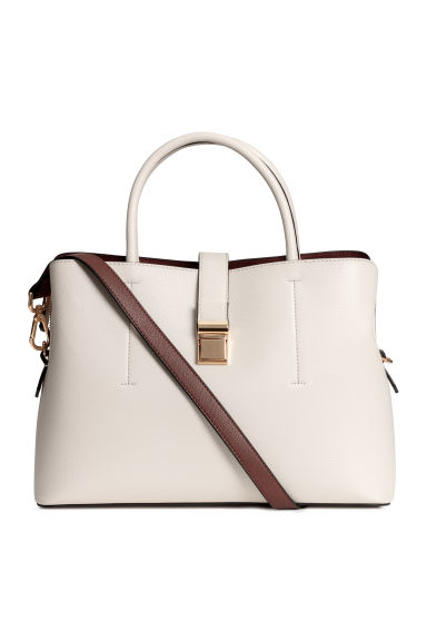 Handbag - Light beige - Ladies | H&M GB