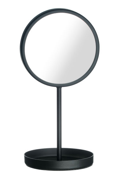 Round table mirror - Black - Home All | H&M IE