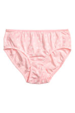 Lot de 7 culottes - Prune/rose - ENFANT | H&M FR 6
