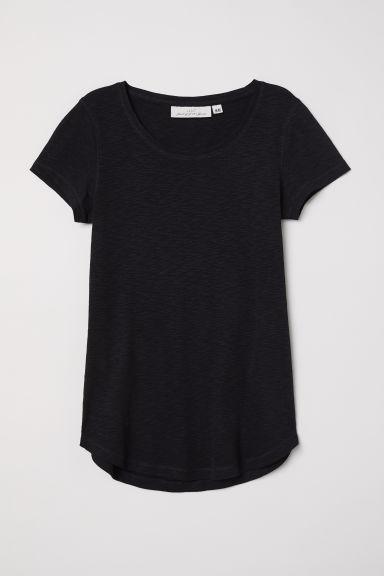 Short-sleeved Jersey Top