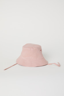 Cotton fisherman's hat