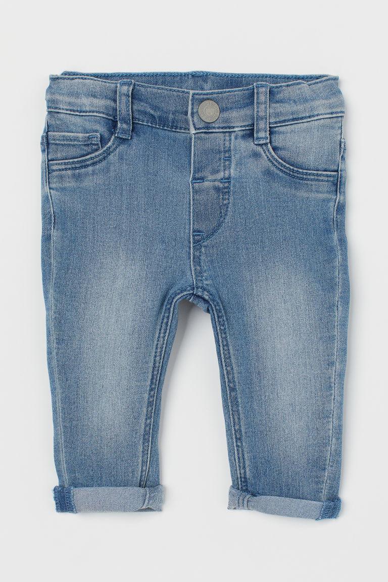 Skinny Fit Jeans - Denim blue - Kids | H&M GB