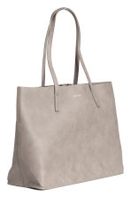 兩面用購物袋 - Grey beige - Ladies | H&M 2
