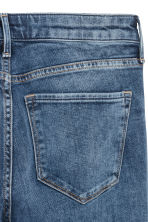 Skinny Regular Jeans - Denimblauw - DAMES | H&M BE 4