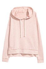Lounge set top and bottoms - Light pink marl - Ladies | H&M 3