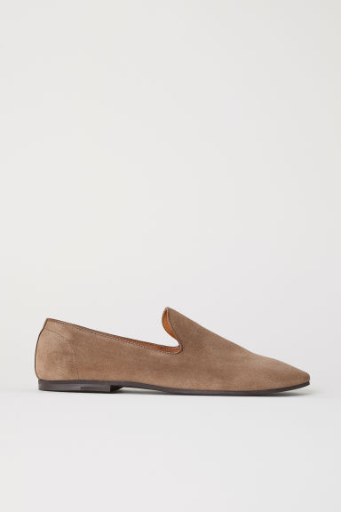 Leather loafers - Mole - Men | H&M CN