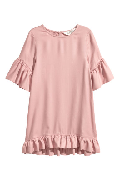 Dress - Powder pink -  | H&M CN