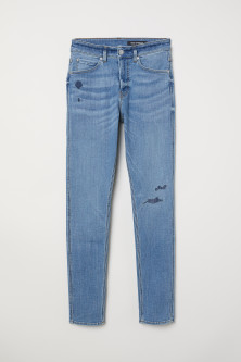 Tech Stretch Skinny Jeans