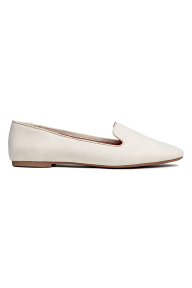 Loafers - Light beige - Ladies | H&M GB