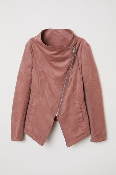 Giubbotto biker - Rosa vintage -  | H&M IT
