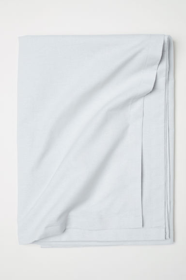 Nappe en coton - Gris clair - HOME | H&M BE