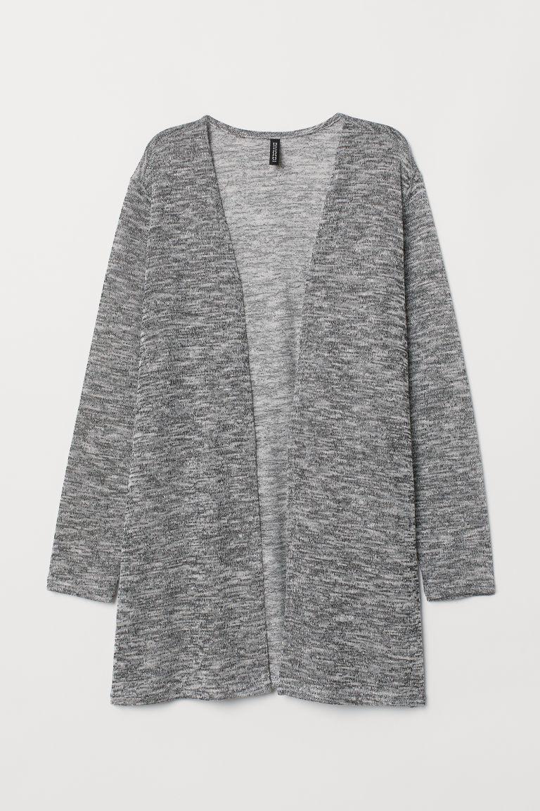 Loose-knit Cardigan