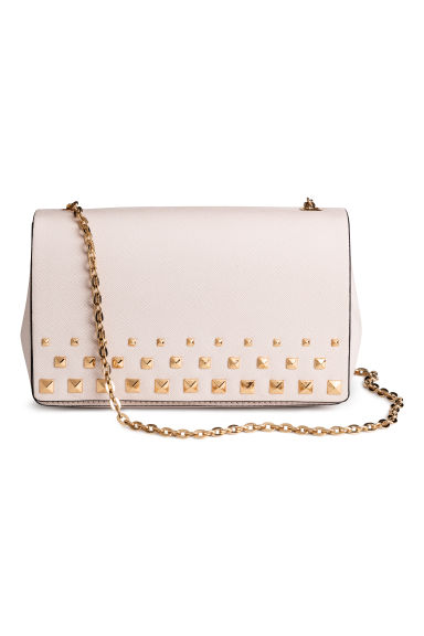 Small shoulder bag - Natural white - Ladies | H&M CN