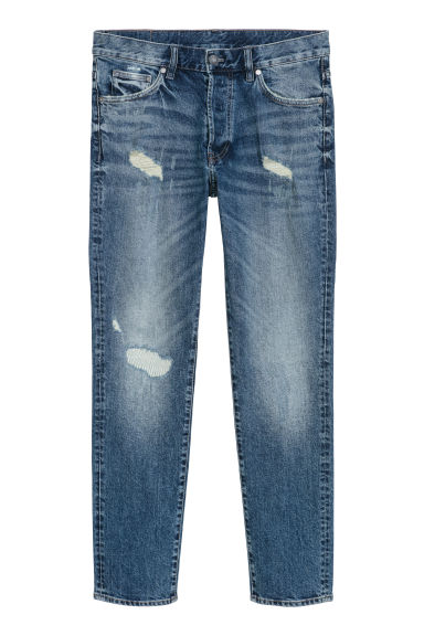 Slim Jeans - Denim blue -  | H&M GB