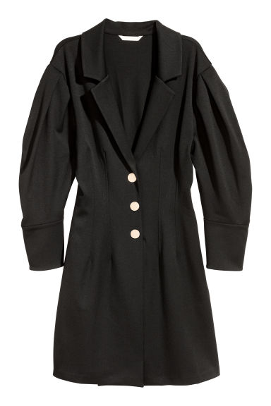 Jacket dress - Black -  | H&M GB