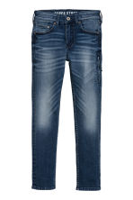 Superstretch Skinny fit Jeans - 牛仔蓝 - Kids | H&M CN 2