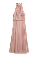 Sequined dress - Dark powder pink - Ladies | H&M CN 2